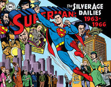 Superman The Silver Age Newspaper Dailies Siegel  Jerry 9781631401794