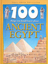 Jane Walker 100 Things About Ancient Egypt Very Good Book
