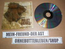 CD Metal Bullet Monks - Weapons Of Mass Destruction (2 Song) Promo NAPALM REC
