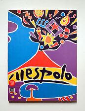 Nespolo + Napoli Scuderie di Palazzo Reale Catalogo mostra Skira 1999