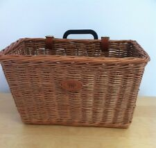 Brompton Traditional Style Wicker Basket
