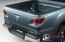 Mazda BT50 Tub Rail Guard Protector Kit 2011-2015 GENUINE Tub liner UP11-AC-RGD