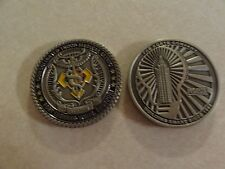 CHALLENGE COIN KORTE COMPANY TROOP MEDICAL CLINIC FORT LEONARD MISSOURI