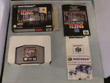 The New Tetris nintendo 64