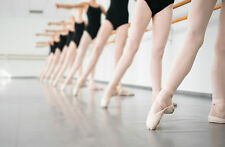 Framed Print - Ballet Dancers (Picture Poster Dance Dancing Opera Music Art)