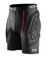 EVS Sports Tug 02 Padded Motorcycle Riding Shorts Black  XLarge XL