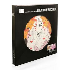 AIR VIRGIN SUICIDES DELUXE BOX SET LTD CD & 2x180g RED VINYL + PIC DISC SEALED