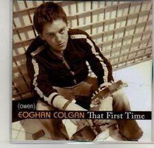 (K434) Eoghan Colgan, That First Time - DJ CD