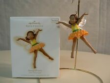 Hallmark Ornament 2009 MARIGOLD FAIRY 5th in Fairy Messengers Series New In Box