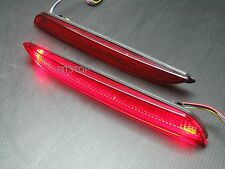 MAZDA3 MAZDA 3 2010 - 2012 LED rear bumper reflector lamp light 3 stage-RED