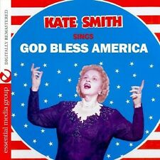 Sings God Bless America - Kate Smith (2013, CD NIEUW) CD-R