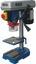 "Fox F12-921A 5 Speed 12"" Table Top Pillar Drill Drilling Machine Free Delivery"
