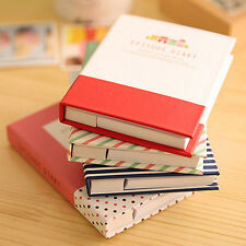 Sticky Notes Notebook Memo Pad Bookmark Paper Sticker Notepad Stationery Ideal
