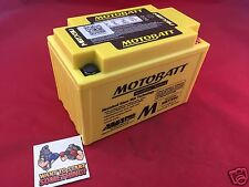 AGM BMW Battery by MotoBatt MBTX9U for 2009-2012 R1200GS Adventure S1000RR DWA