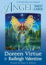 ANGEL TAROT CARDS by Doreen Virtue  (78-Card Deck and Guidebook) NEW Sealed