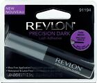 REVLON PRECISION EYELASH GLUE BRUSH ON LASH ADHESIVE LATEX FREE *BLACK* TONE