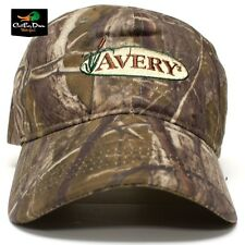 AVERY GREENHEAD GEAR GHG COTTON TWILL LOGO CAP BALL CAP HAT BUCKBRUSH CAMO BB