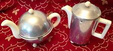 VINTAGE HEATMASTER TEAPOT & COFEE POT Small Versions c1950s