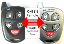 Auto Start EZSNAH2503 keyless remote entry fob aftermarket clicker alarm starter