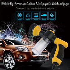 Portable High Pressure Auto Car Foam Water Sprayer Car Wash Foam Sprayer F7