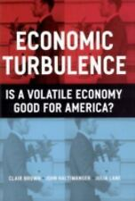 Economic Turbulence: Is a Volatile Economy Good for America?-ExLibrary