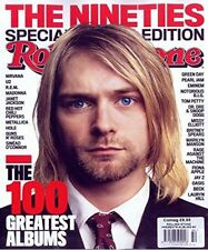 ROLLING STONE MAGAZINE ~ SPECIAL EDITION 100 GREATEST ALBUMS  ~ THE NINETIES