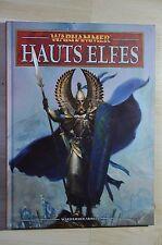 Warhammer-OOP-Livre d'armée Hauts Elfes V9