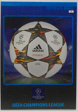 Panini Adrenalyn XL Champions League CL 14/15 *OFFICIAL BALL*