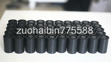 10PCS Empty black bottle 35mm film cans canisters containers JH02