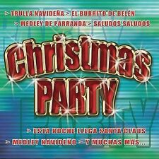 Christmas Party - Various Artists NEW SEALED (CD 2004)