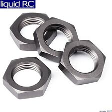 HPI Racing 101421 Wheels Nut 17mm Gunmetal 4