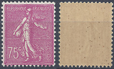FRANCE TYPE SEMEUSE N°202 NEUF ** LUXE GOMME D'ORIGINE MNH