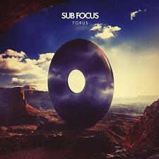 Sub Focus  - Torus CD - Ram Records - 3750801 - Drum & Bass - Andy C - SALE