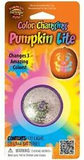 Color Changing Pumpkin Light - Pumpkin Carving - Decorating Accessory fnt