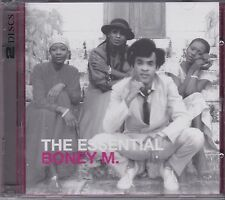 THE ESSENTIAL BONEY M on 2 CD's - NEW -