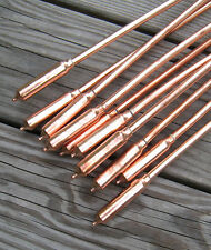 10 Copper Heat Pipes for Solar Evacuated Tubes 1700mm from Europe