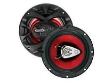 """New BOSS CH6530 CHAOS EXXTREME 300W 6-1/2"""" 6.5"""" 3-Way Car Audio Speakers (Pair)"""