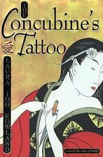 The Concubine's Tattoo, Rowland, Laura Joh, Good Condition, Book