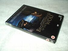 DVD Movie Brotherhood Of The Wolf