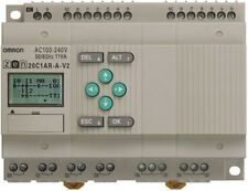 Omron ZEN Programmable relay. Relé programable 12 in / 8 relay out 24V DC