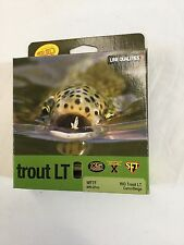 "RIO TROUT LT  WF7F FLY LINE CAMO/BEIGE ""OVER 50% OFF RETAIL"""