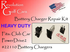 Battery Charger Repair Kit, 48 Volt PowerDrive2 #22110, for Club Car Chargers