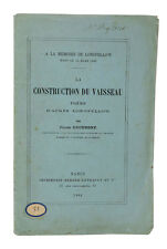 LONGFELLOW, Construction du vaisseau — EO traduction — Envoi