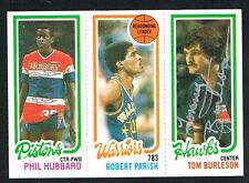 Tom Burleson #126 signed autograph auto 1980-81 Topps Basketball Trading Card