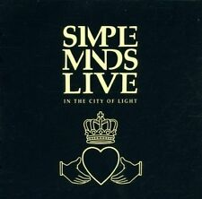 Simple Minds In the city of light (live, 1986) [2 CD]
