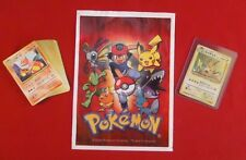 Lot 300 Japanese Pokemon Cards 12 Party Gift Bags of 25 Each Includes 12 Holo