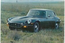 Jaguar E Type Series 3 V12 2+2 Period US issued Postcard