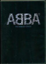 ABBA - NUMBER ONES DVD 19 x No 1 19 HITS WITH  EXTRAS LIVE HITS FREE SHIP TO USA