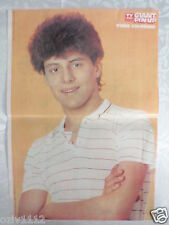 Vince Colosimo - TV Week poster Oct 1983 (1980s) Original
