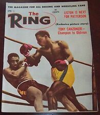 The Ring Magazine April 1962   Collectable